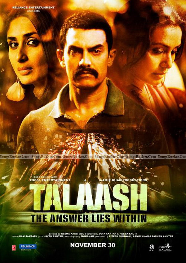 Talaash Movie Mp3 Songs