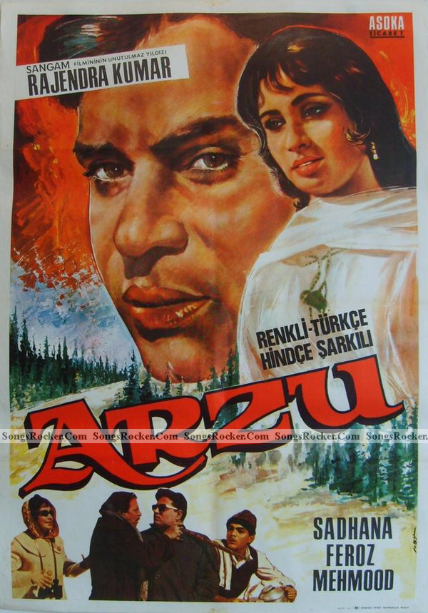 Aarzoo Mp3 Songs