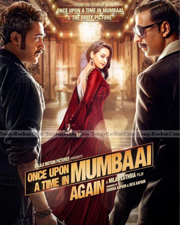 Once Upon a Time in Mumbai Again